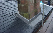 Roofing repairs and lead work in Glasgow